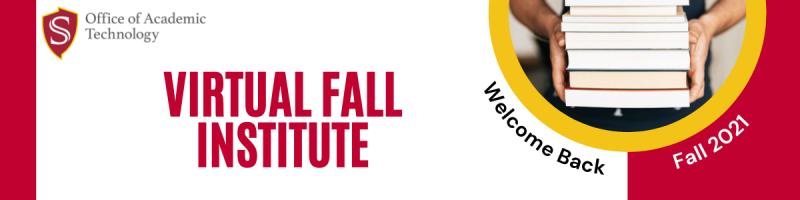 OAT Virtual Fall Institute