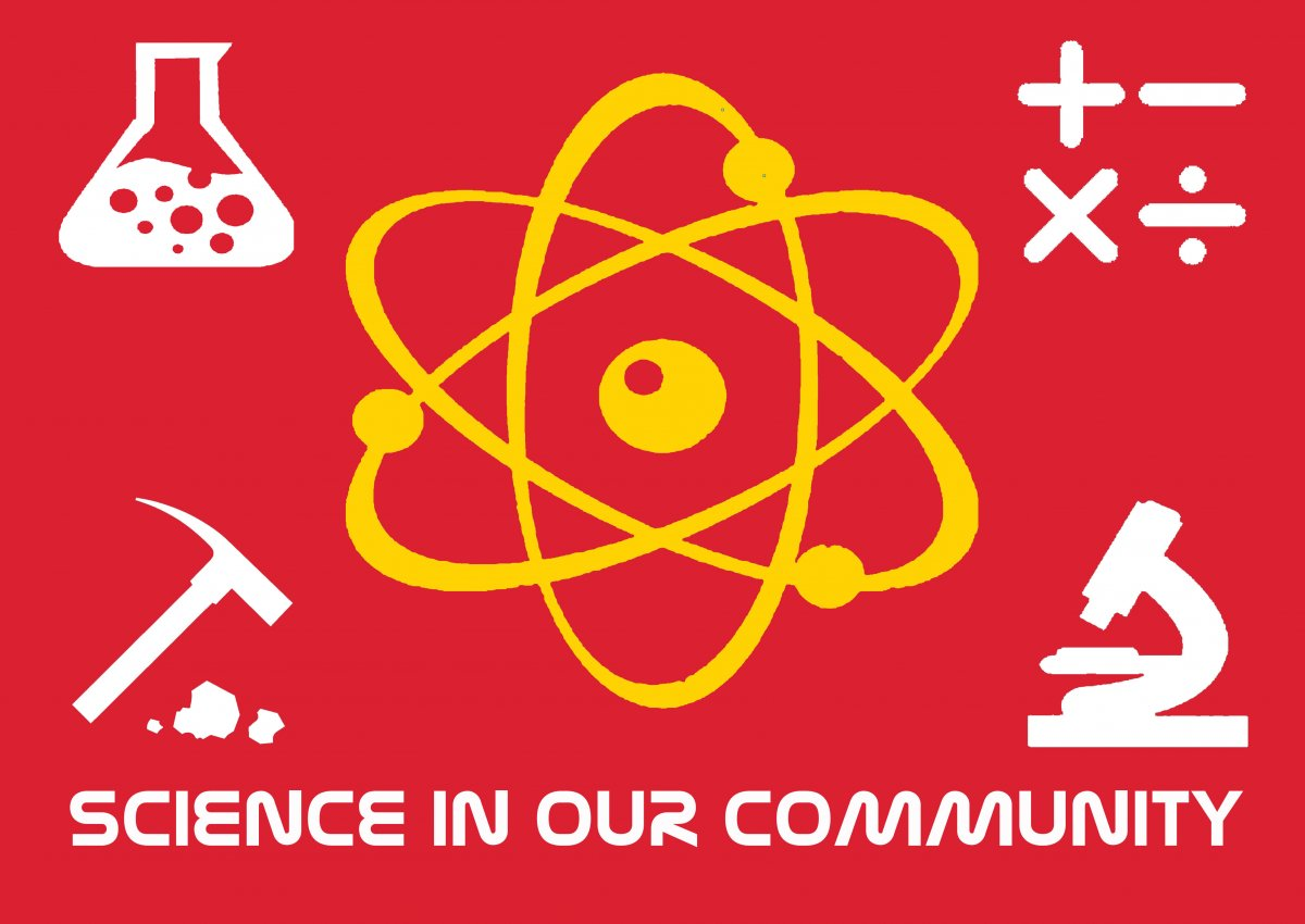 Science in Our Community logo
